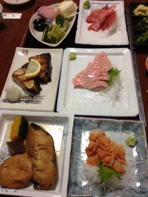 苗場の美味しいご飯屋さん☆ ちゃんこ谷川_c0151965_1034046.jpg