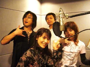 プリキュアアルバムレコーディング!_a0087471_15493848.jpg
