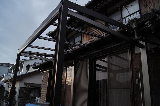庭の工事 7_e0181373_20465696.jpg