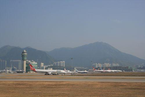 旅日記 香港 2011SEP 台北乗り継ぎ〜香港_f0059796_22435364.jpg