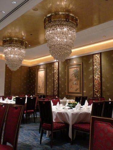 旅日記 香港 2011SEP 7 アイランドシャングリラ「夏宮」で飲茶_f0059796_2344295.jpg
