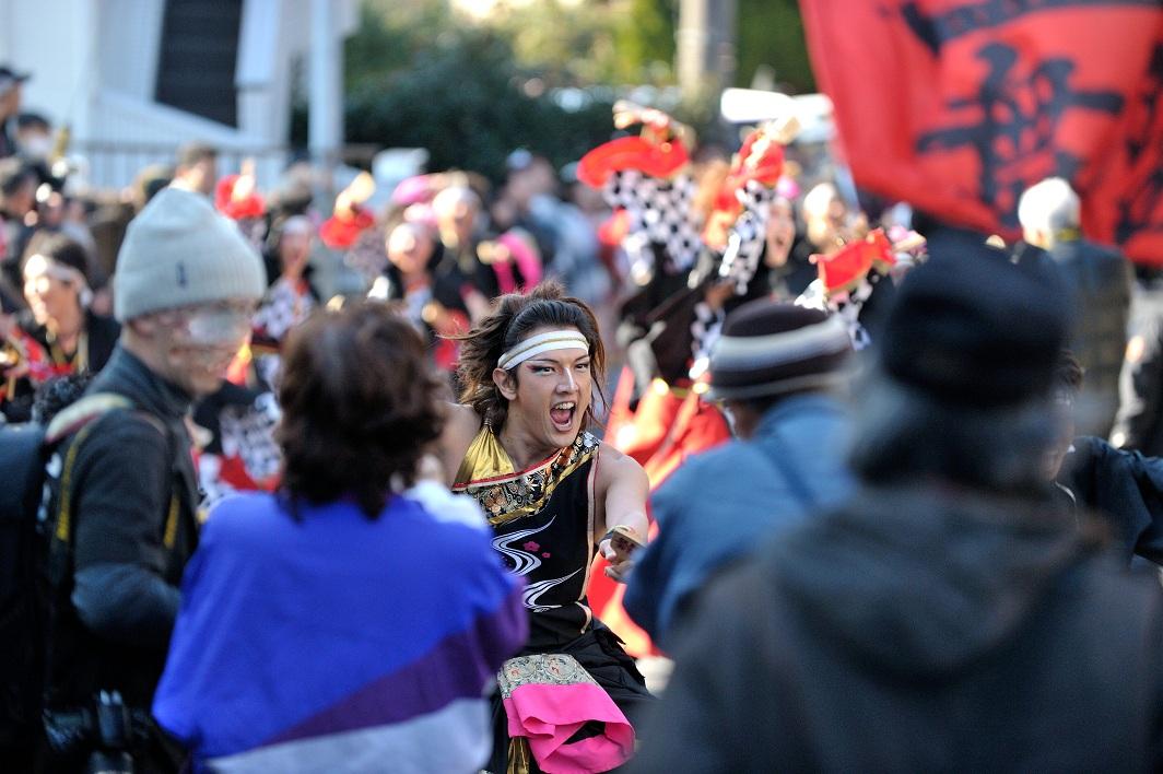 第14回吾妻さんよさこいパレード「銀輪舞隊」_f0184198_237336.jpg