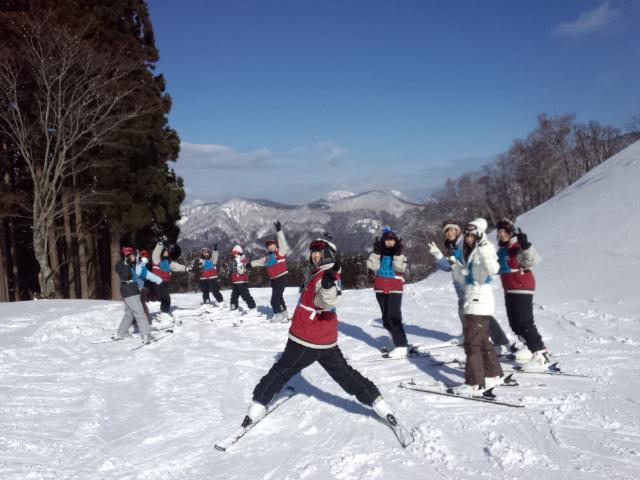 スキーに太鼓に、多忙な毎日を過ごしています。_f0101226_225543.jpg
