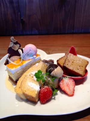 ◇ Bakery Restaurant  CURRENT ◇(iPhoneより(_e0133535_8572670.jpg
