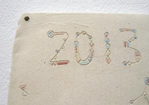"""笑顔は毎年進化する?〜""""あの年賀状""""は今!?_a0017350_3205675.jpg"""