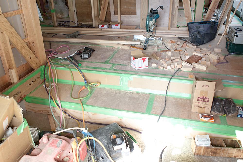 高台の住宅地に建てる木造の家〜その4〜_a0163962_8401327.jpg
