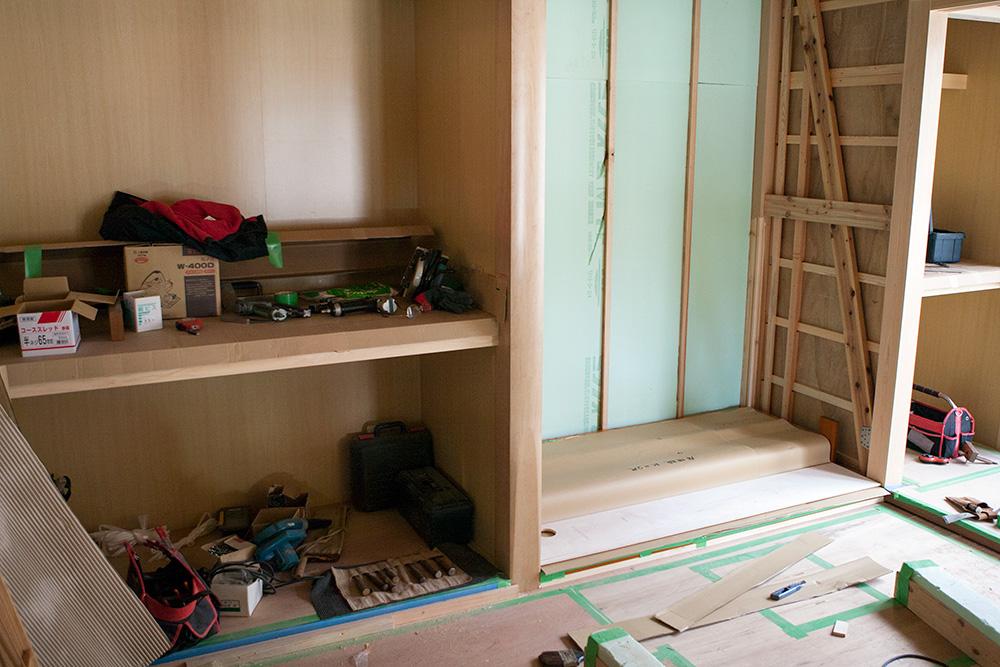 高台の住宅地に建てる木造の家〜その4〜_a0163962_840158.jpg
