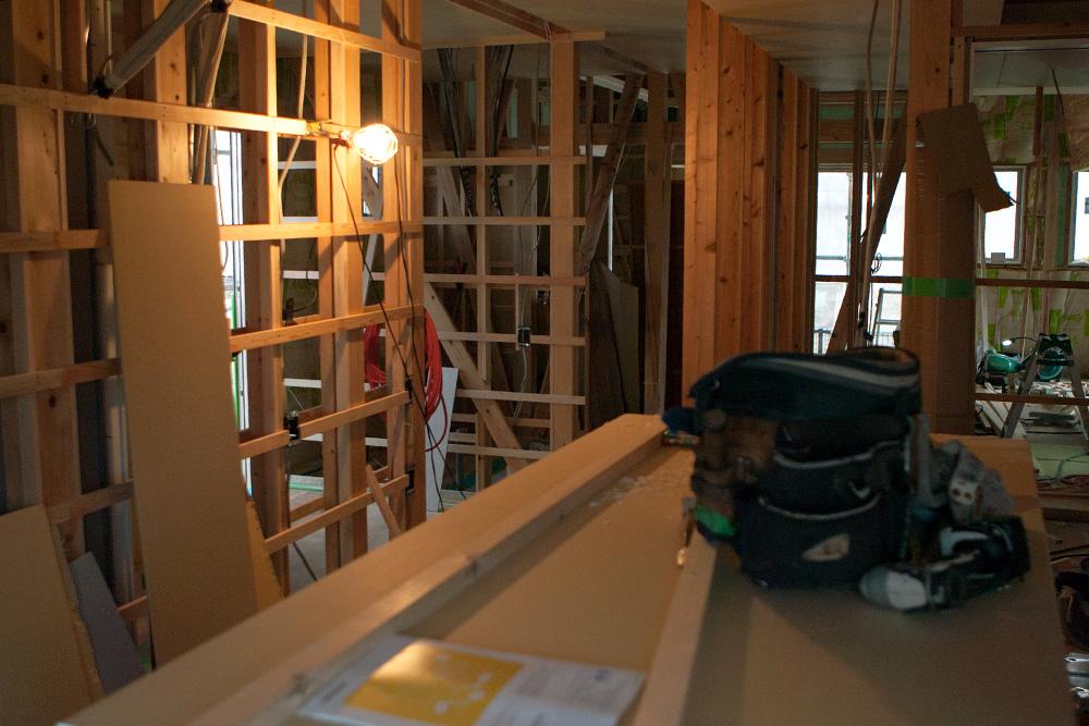 高台の住宅地に建てる木造の家〜その4〜_a0163962_840614.jpg