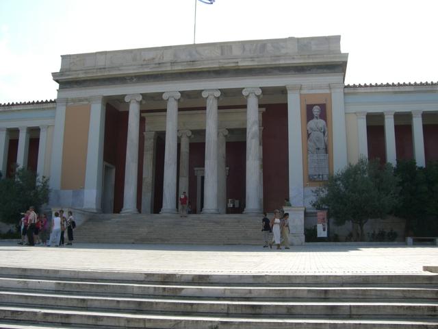 国立考古学博物館(アテネ)_e0233674_1850306.jpg