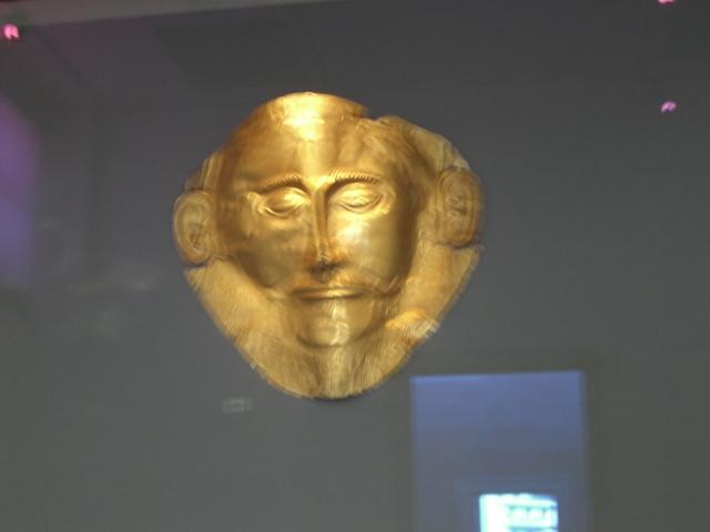 国立考古学博物館(アテネ)_e0233674_18515057.jpg