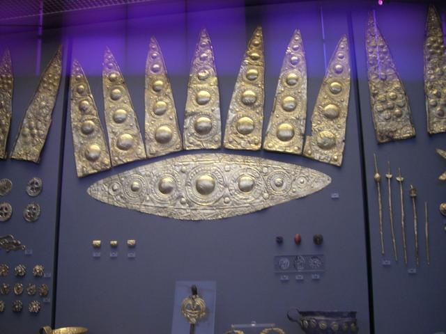 国立考古学博物館(アテネ)_e0233674_18525327.jpg