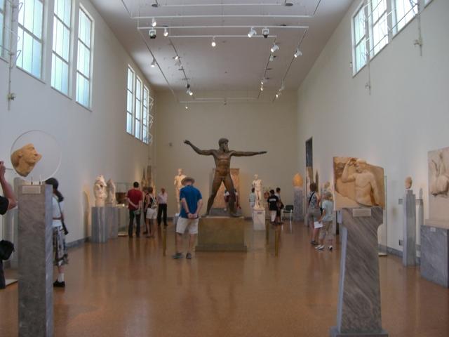 国立考古学博物館(アテネ)_e0233674_185699.jpg