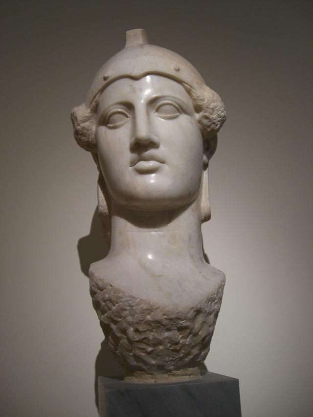 国立考古学博物館(アテネ)_e0233674_18585574.jpg