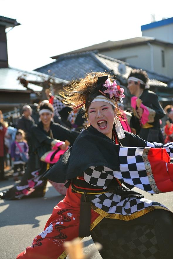 第14回吾妻さんよさこいパレード「銀輪舞隊」_f0184198_23201781.jpg