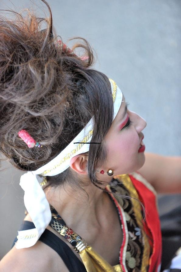 第14回吾妻さんよさこいパレード「銀輪舞隊」_f0184198_23202680.jpg