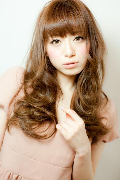 最新のヘアスタイル 髪型 巻き : !】 巻き髪画像集♪ 【髪型 ...