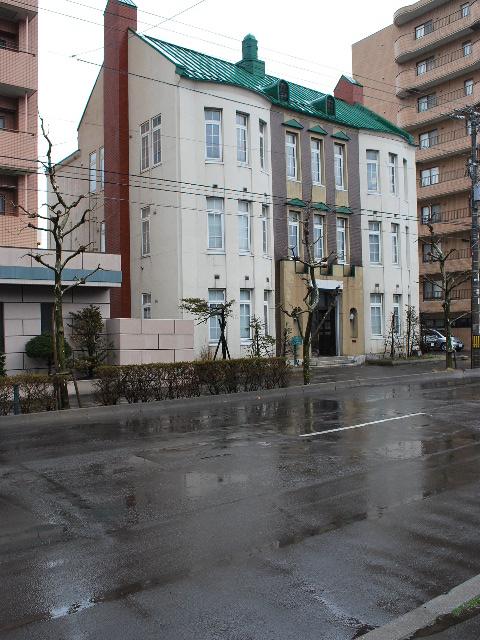 函館海産商同業組合事務所(函館の建築再見)_f0142606_1082071.jpg
