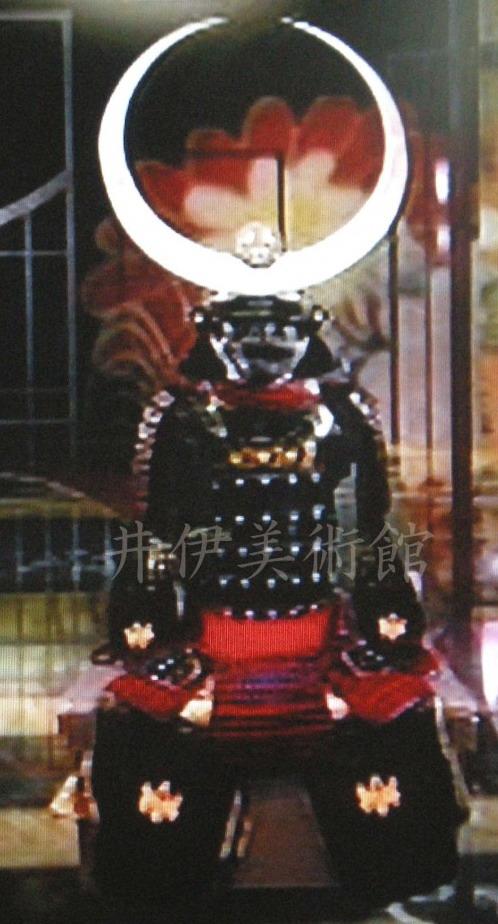 宇喜多秀家的軍裝_e0040579_17461873.jpg