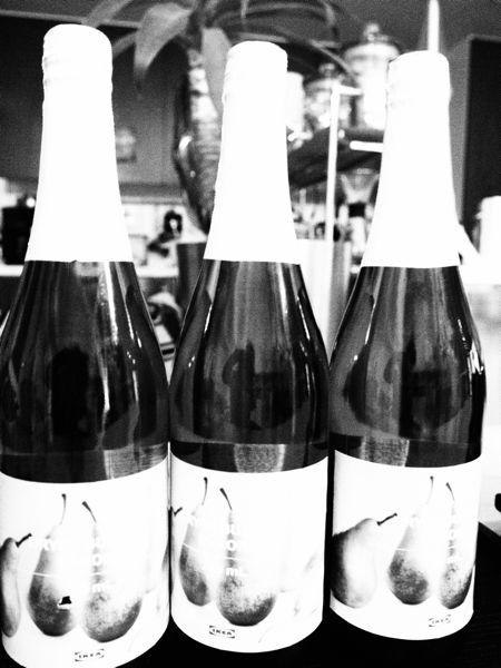 気分はシャンパン…実はジンジャーエールにスパークリング_d0266681_23401996.jpg