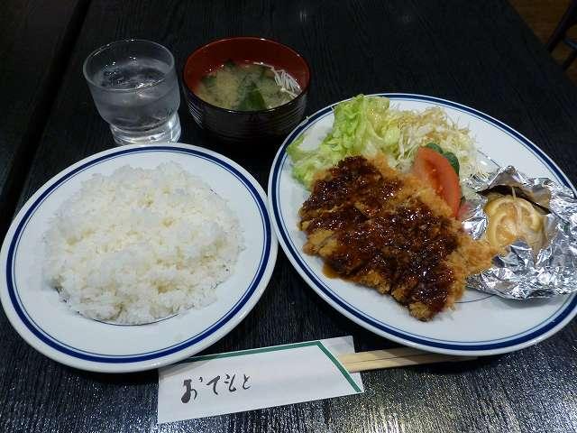 Cafe RESUTAURANT HIRO\'S      上新庄_c0118393_19131361.jpg