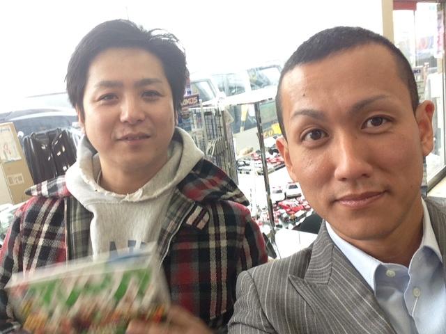 カオちゃんご来店(≧∇≦)_b0127002_13434475.jpg