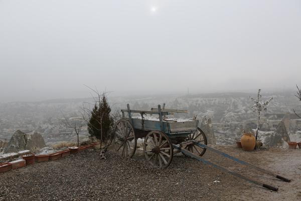 トルコ旅行  カッパドキア 妖精の煙突_e0154202_935134.jpg
