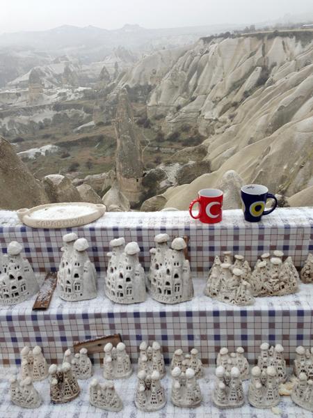 トルコ旅行  カッパドキア 妖精の煙突_e0154202_9353133.jpg