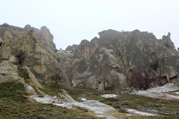 トルコ旅行  カッパドキア 妖精の煙突_e0154202_9395091.jpg