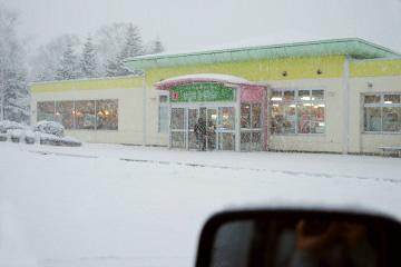 雪の日の朝帰り_b0259218_1154045.jpg