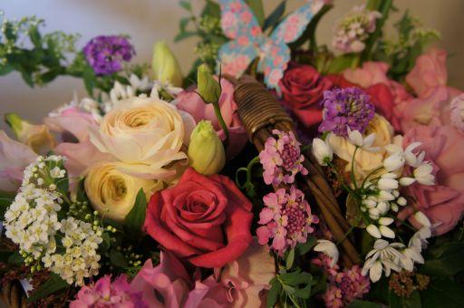 レッスンのお花は春。_f0155431_21582579.jpg