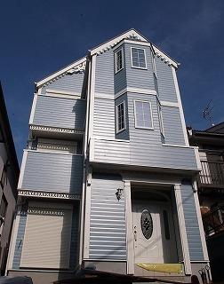 工事物件(T.H様)完成しました   横浜市内_b0230638_1157548.jpg