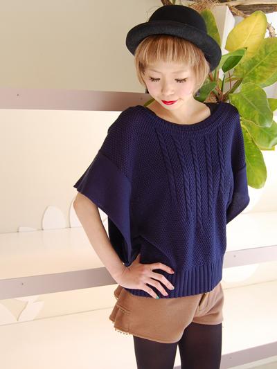 Colorful Knit byMiyuki_f0053343_17295665.jpg
