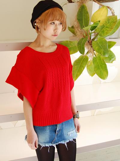 Colorful Knit byMiyuki_f0053343_17305052.jpg