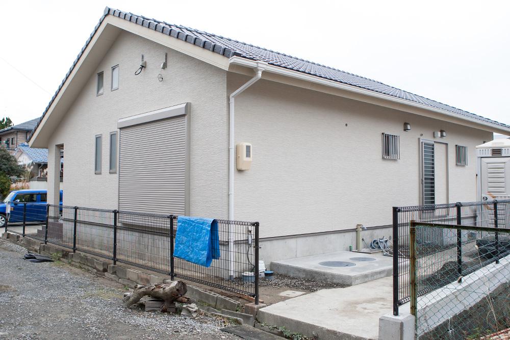 高台の住宅地に建てる木造の家〜その5〜_a0163962_12352849.jpg