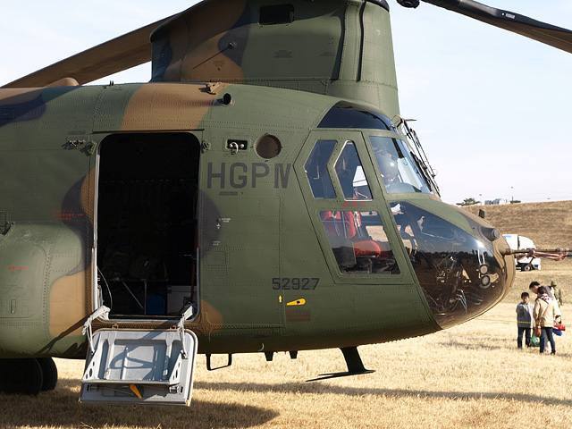 陸上自衛隊 第1空挺団 降下訓練始め その3 (1/13)_b0006870_10222298.jpg