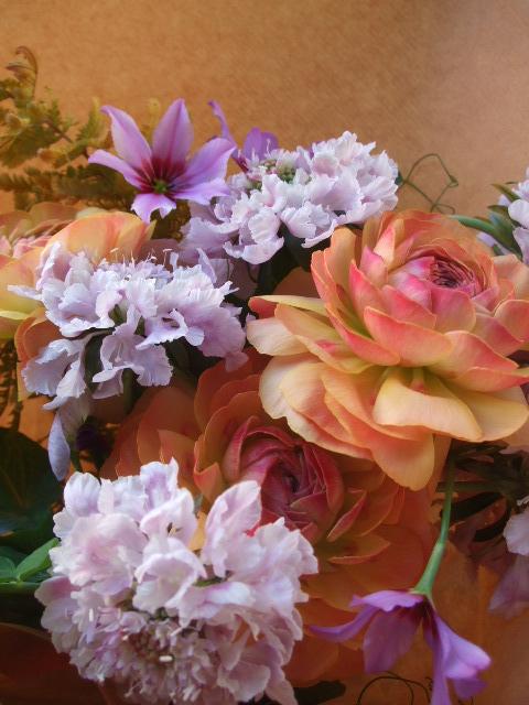 オークリーフ(ラナンキュラスの花束)_f0049672_17181798.jpg