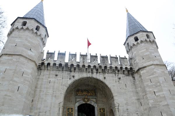 トルコ旅行  イスタンブール トプカプ宮殿_e0154202_23431557.jpg