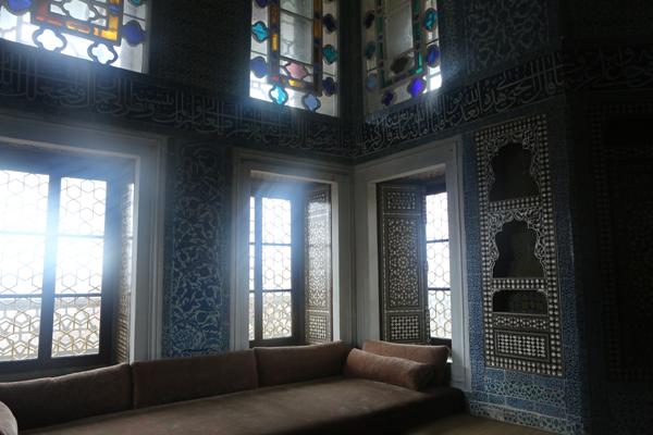 トルコ旅行  イスタンブール トプカプ宮殿_e0154202_23451540.jpg