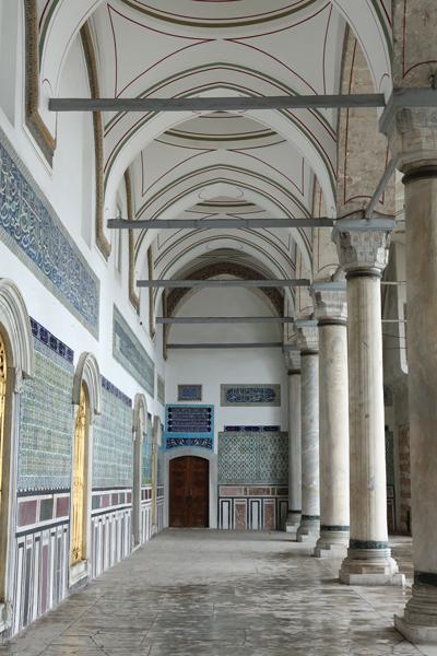 トルコ旅行  イスタンブール トプカプ宮殿_e0154202_23463986.jpg