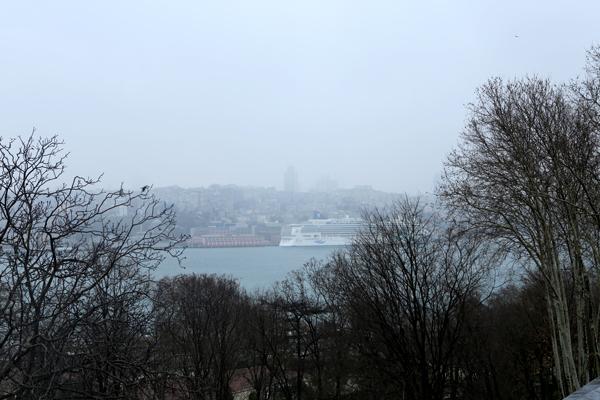 トルコ旅行  イスタンブール トプカプ宮殿_e0154202_23505273.jpg