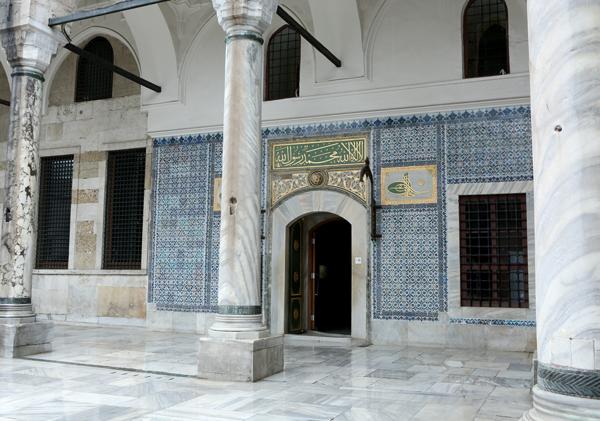 トルコ旅行  イスタンブール トプカプ宮殿_e0154202_2352414.jpg