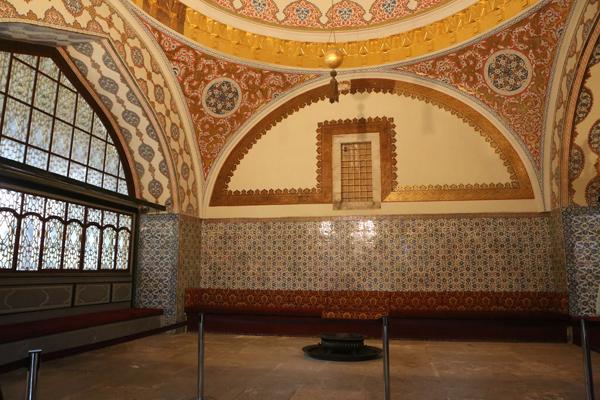 トルコ旅行  イスタンブール トプカプ宮殿_e0154202_23532695.jpg