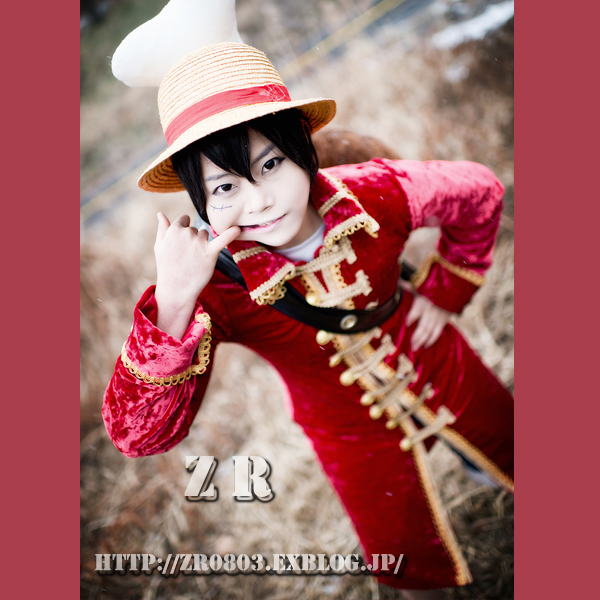 [ZR ]ONE PIECE FILM Z-モンキー・D・ルフィ_b0273504_173226.jpg
