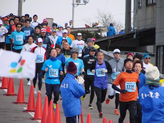 第48回一色マラソン大会_a0063907_22474378.jpg