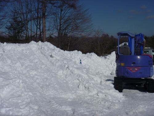 謎の雪山_b0174425_14163182.jpg
