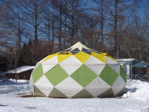 SGにもう一つドームテントが!?_b0174425_149633.jpg