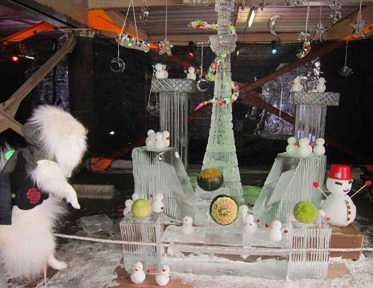 氷の彫刻_b0177436_2163664.jpg