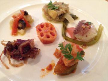 野菜が愉しいイタリアン_e0134337_2043840.jpg