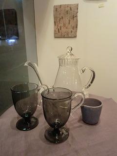 コーヒーのうつわ~on a snowy day~展だより 7_b0132444_21454652.jpg