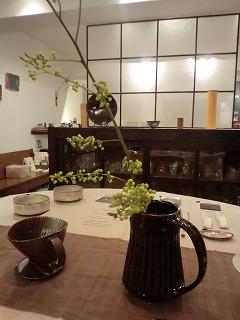 コーヒーのうつわ~on a snowy day~展だより 7_b0132444_21565154.jpg